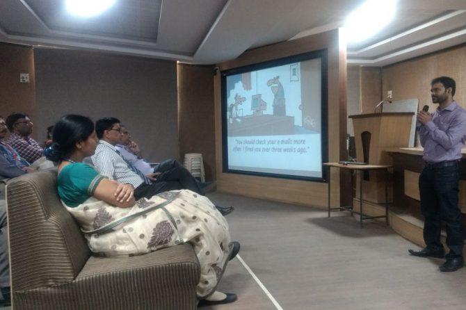Dr.Avadhesh Narayan Khare Health advices at LNCT