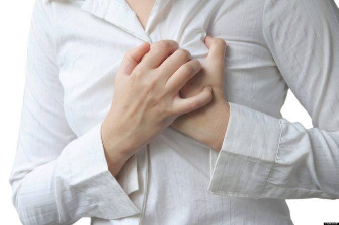 Heart attack warning signs women miss
